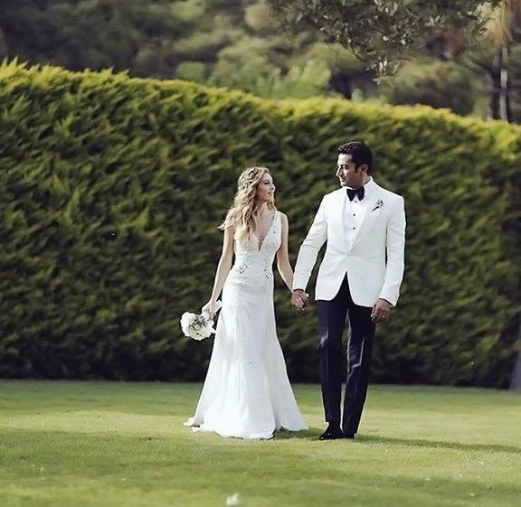 Kenan Imirzalioglu and Sinem Kobal Get Married