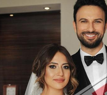 Turkish Star Tarkan Holds Wedding in Germany