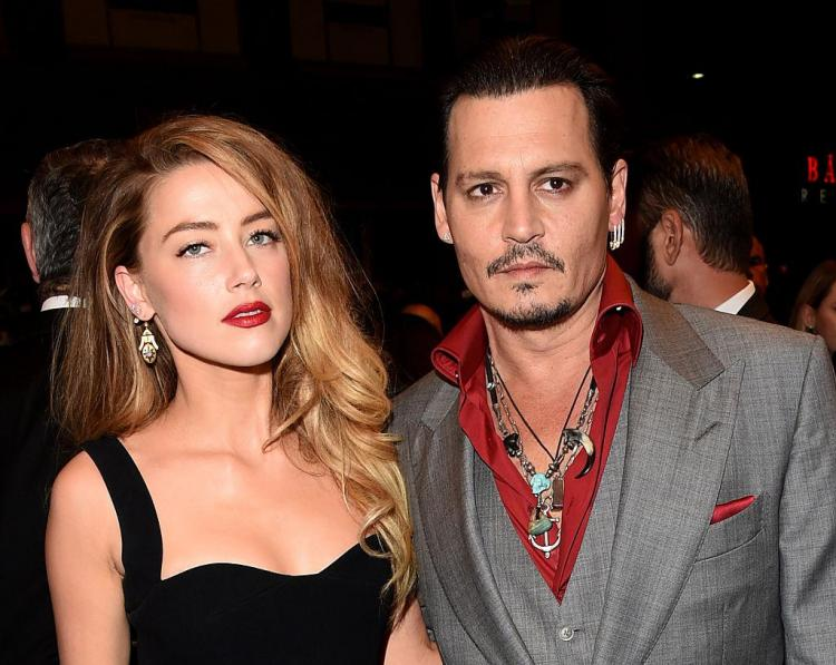Pictures: Johnny Depp and Amber Heard Divorce