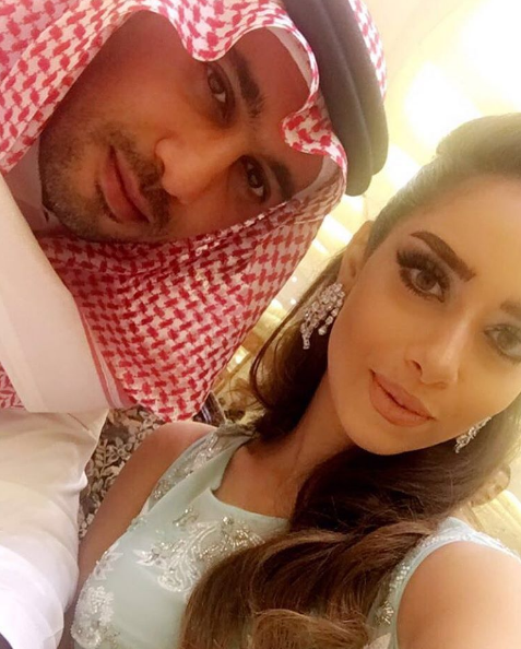 Balqees Fathi Shares Pictures Of Pre-Wedding Parties