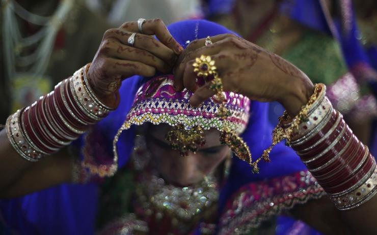Indian Family Burns Dark Skinned Bride