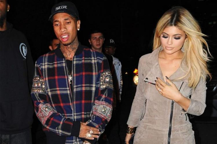 Kylie Jenner Threatens Tyga with Police After Breakup