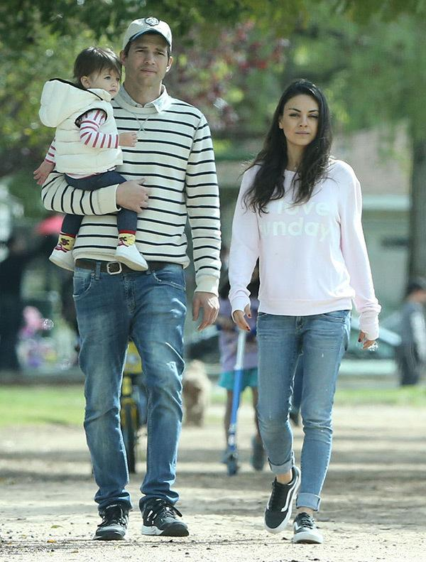 Mila Kunis and Ashton Kutcher Expecting Second Baby