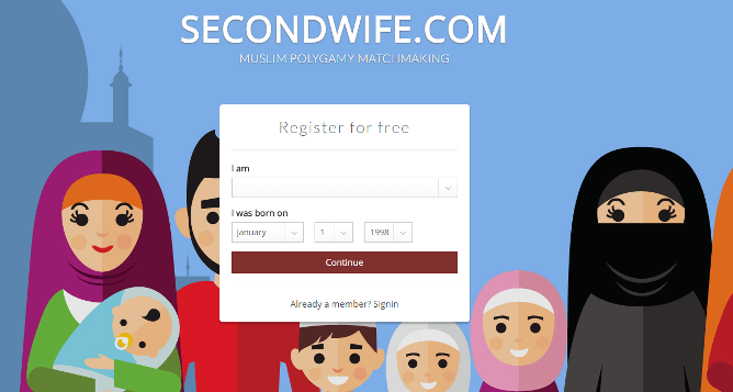 New Website Released For Polygamy
