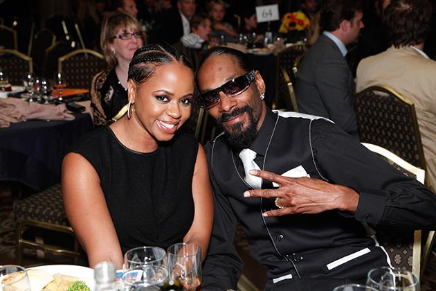 Snoop Dog Celebrates Wedding Anniversary