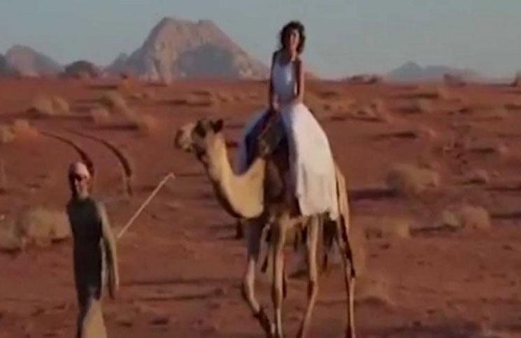 Video: Wadi Rum Wedding Takes Over Social Media