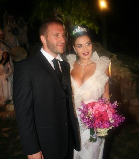 Cyrine Abdelnour Celebrates Wedding Anniversary