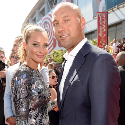 Derek Jeter and Hannah Davis Get Married