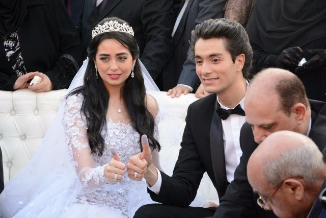 Egyptian Actress Heba Magdi Gets Married