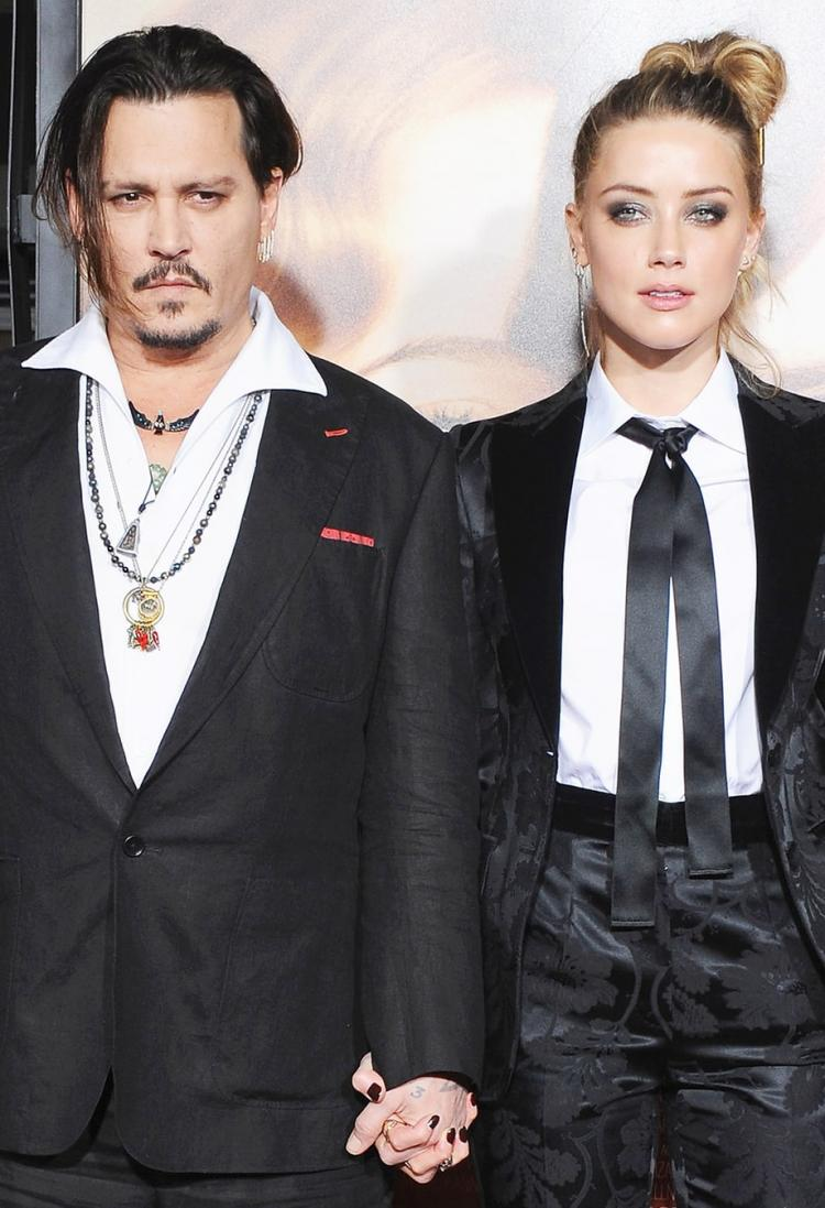 Johnny Depp Files for Confidentiality Agreement After Amber Heard Divorce