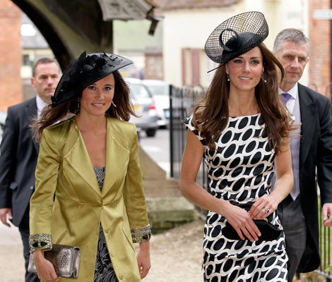 Kate Middleton May Not Attend Pippa's Wedding