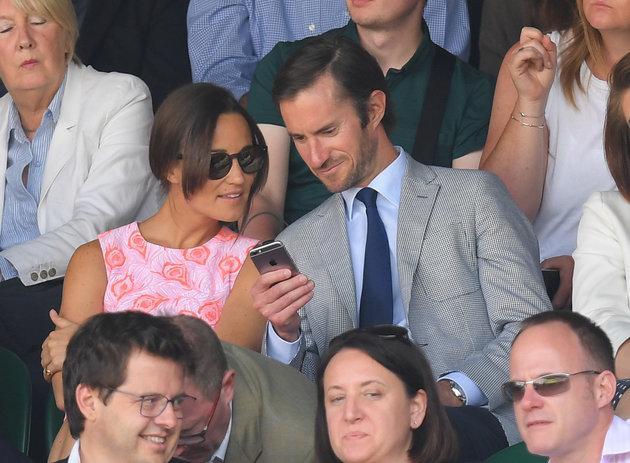 Pippa Middleton And James Matthews Get Engaged