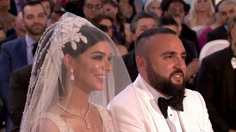 Rima Fakih Celebrates in Second Wedding