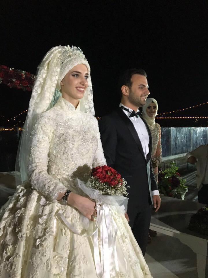 Hashim Al Atassi's Granddaughter Marries Son of Erdogan's Cheif Advisor