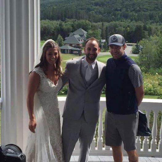 Video: Justin Timberlake Crashes Wedding