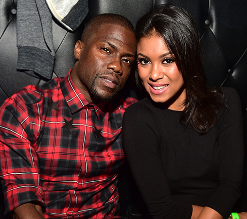 Kevin Hart Shares Wedding Details
