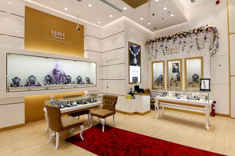 Liali Jewellery Launches First 'Liali Signature' Concept at Mirdif City Centre