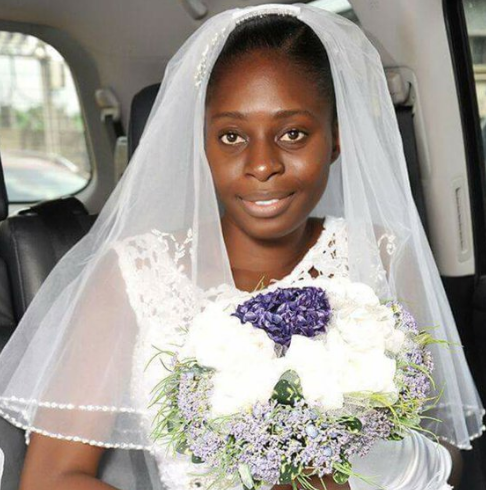 Bride Goes Viral For Not Wearing Makeup