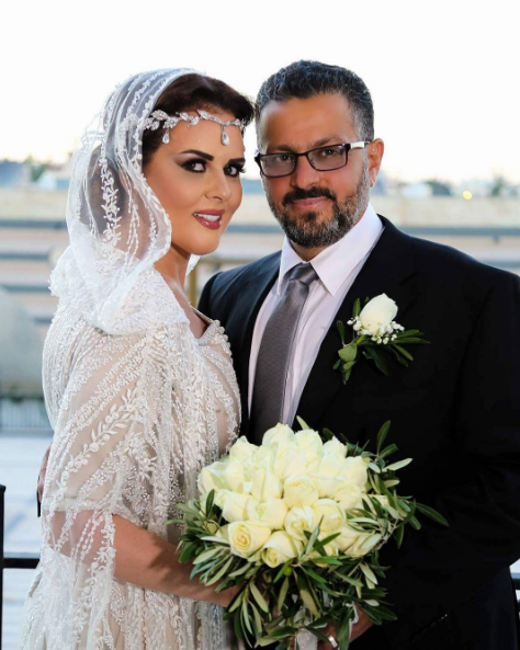 MBC Presenter Manal Arekat Gets Married