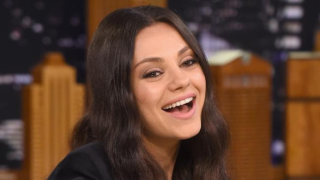 Mila Kunis Opens Up About Her $90 Wedding Ring