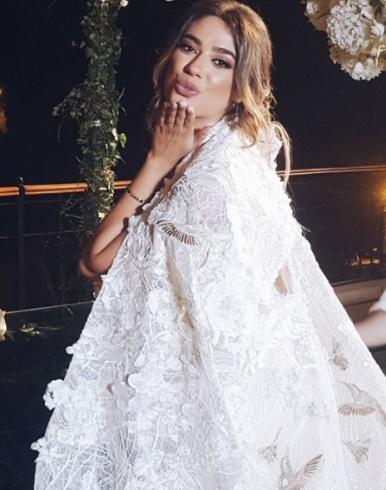 Pictures: Nadine Wilson Njeim Gets Married