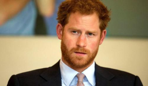 Prince Harry in South Africa to Attend Wedding
