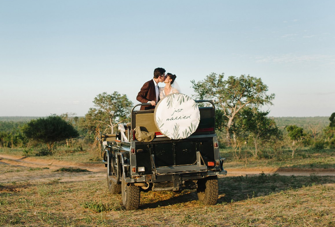 A Magical Wedding at South Africa's Kruger National Park