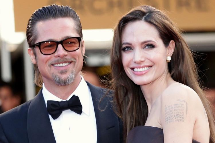 How Did Brad Pitt and Angelina Jolie Spend Their Anniversary