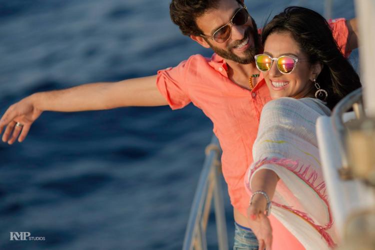 Hanan Mutawe Shares Honeymoon Pictures