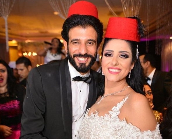 Hanan Mutawe and Amir Al Yamani Get Married