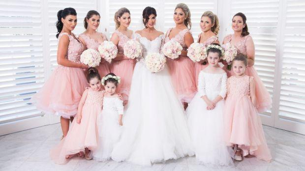 Salim Mehajer's Sister Gets Married in Luxury Wedding