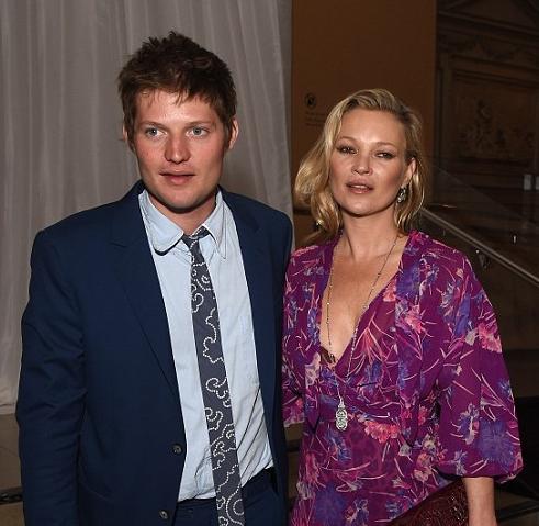 Kate Moss and Nikolai Von Bismarck's Wedding Updates