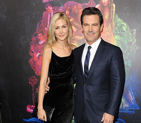 Josh Brolin and Kathryn Boyd Are Married