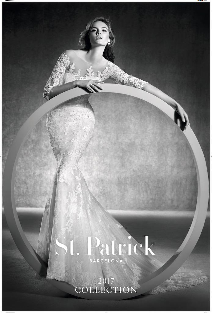 St. Patrick 2017 Bridal Collection Debuts at Vanila Boutique in Dubai