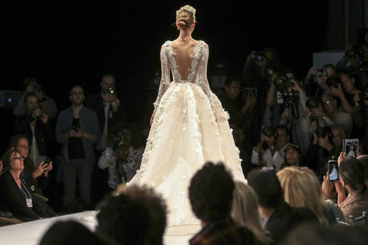NY International Bridal Week Maintains Position As Leading TradeShow in NYC