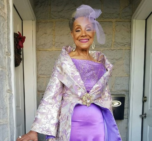 86 Year Old Bride Goes Viral