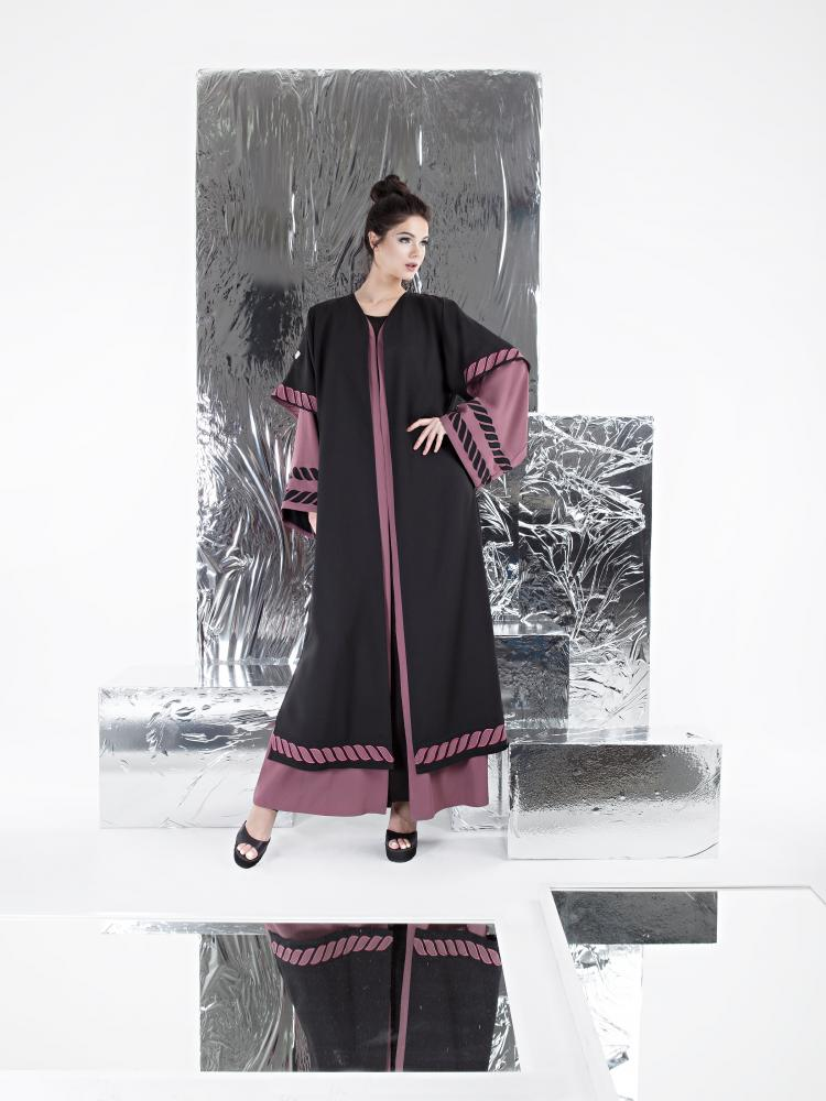 Celebrate Fall with Enticing New Range of Abayas by Nabrman
