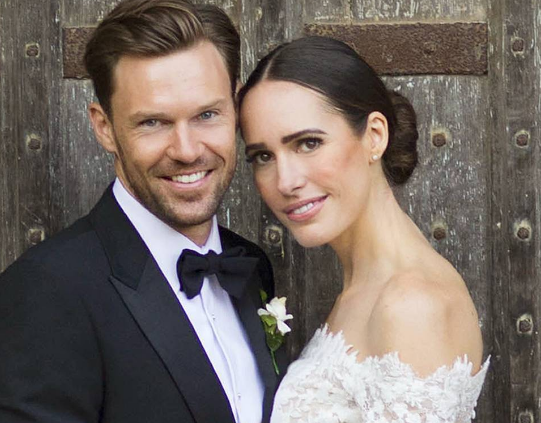 Louise Roe Gets Married