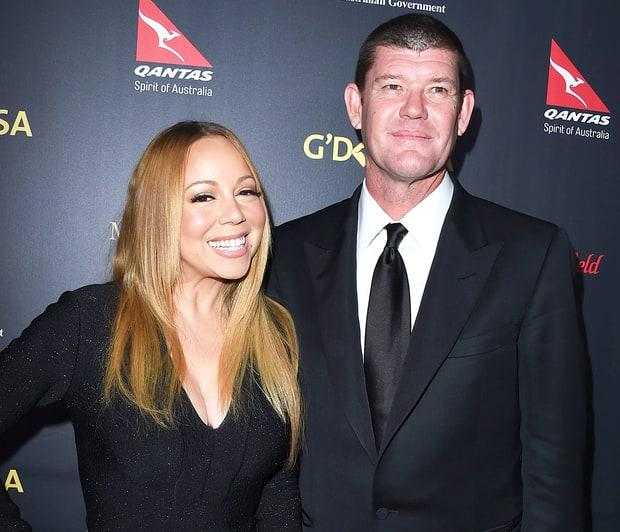 Did Mariah Carey Breakup with James Packer?