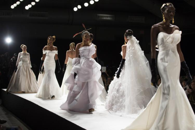 Fashion Theater Returns to New York International Bridal Week