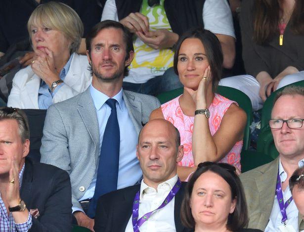 Pippa Middleton Wedding Details Revealed
