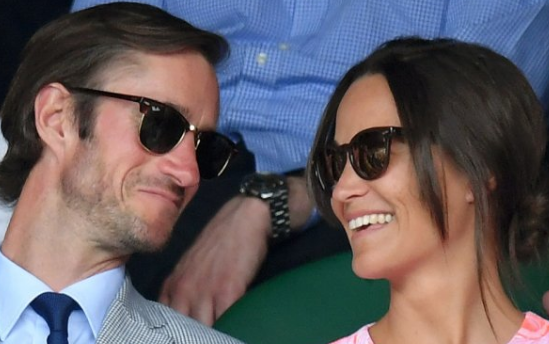 Pippa Middleton Sets Wedding Date