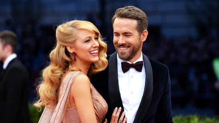 Blake Lively Celebrates Ryan Reynolds' Birthday