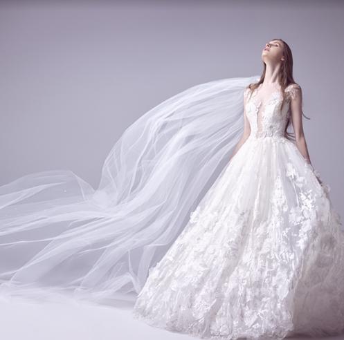 Saiid Kobeisy at NY International Bridal Week
