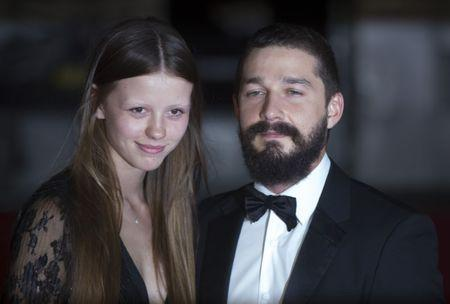 Shia LaBeouf Get Married in Elvis Themed Wedding