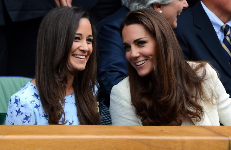 Kate Middleton Will Not Be a Bridesmaid at Pippa's Wedding