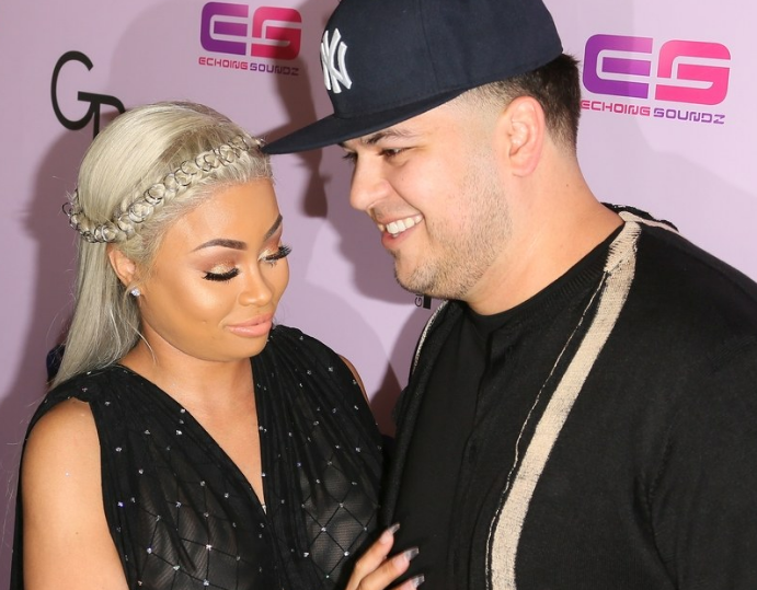 Rob Kardashian and Blac Chyna Reveal Wedding Date