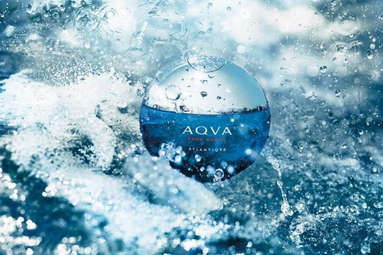 Bulgari Designs an Invigorating New AQVA Fragrance