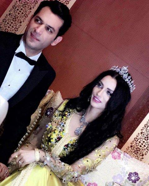 Murat Yildirim and Imane El Bani Celebrate Second Wedding