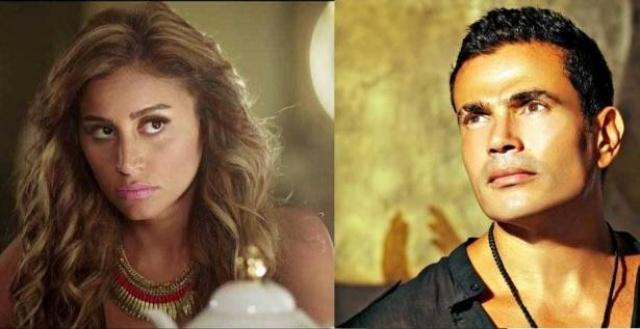 Is Amr Diab Secretly Married to Dina El Sherbiny?